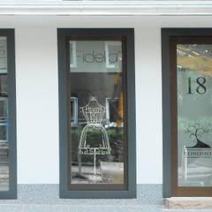 Versandhandel:  Geschäftsräume & Stores von Ruhrpolis-Architekten