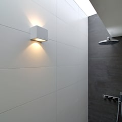 interieur C te Klimmen:  Badkamer door CHORA architecten,