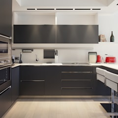 آشپزخانه by Silvana Barbato, StudioAtelier