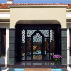 Arkayın Mimarlık – M.U EVİ:  tarz Müstakil ev