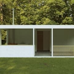 Passive house by Variable,