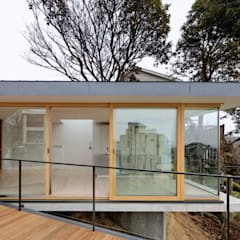 度假別墅 by 荒谷省午建築研究所/Shogo ARATANI Architect & Associates