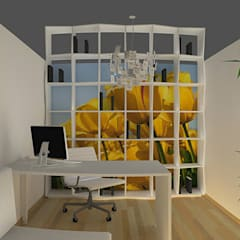:  Study/office by architecturbandesign