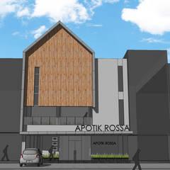 Apotik Rossa:  Klinik by MODULA