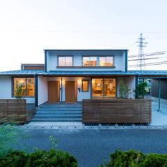 北上の家: 株式会社山口工務店が手掛けた木造住宅です。