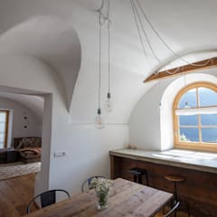 مطبخ تنفيذ BEARprogetti - Architetto Enrico Bellotti