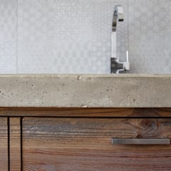 Vault House: Cucina in stile  di BEARprogetti - Architetto Enrico Bellotti