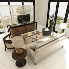 Kottagaris interior design consultant의  거실