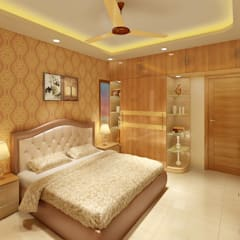 Bedroom by Srijan Homes,