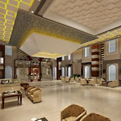 Hotel - Restaurant, Banquet and Convention Center:  Hotels by Srijan Homes