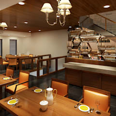 Restaurant - a major Franchise:  Hotels by Srijan Homes