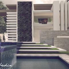 Projetos - Arquiteto Renato Sabadin: Casas passivas  por Renato Sabadin