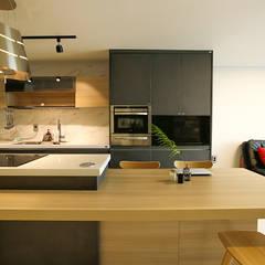 양천구 목동 신시가지아파트 10단지: cocina의  빌트인 주방