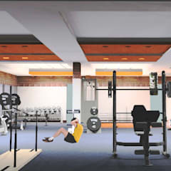 Planning:  Gym by M/s GENESIS