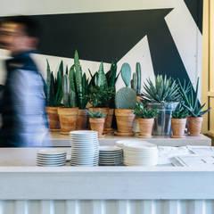 БУЛКА: Ресторации в . Автор – CROSBY STUDIOS