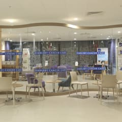 Curved acoustic glass screen :  Hospitals by Ion Glass