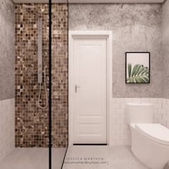 Bathroom by JESSICA DESIGN STUDIO, Tropical