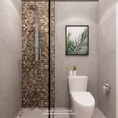 Bathroom by JESSICA DESIGN STUDIO