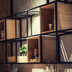 ِشركة أبواب :  مكاتب ومحلات تنفيذ FN Design
