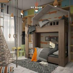 Nursery/kid's room by Reroom