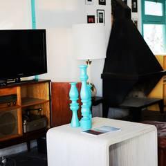 : Hoteles de estilo  por Diseñadora Lucia Casanova