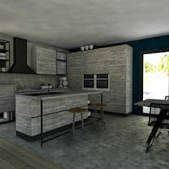 Kitchen by StudioExNovo