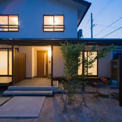 岩国の家: 株式会社住宅デザイン研究所が手掛けた木造住宅です。,オリジナル