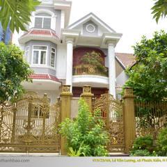 Estancias de estilo  por Cổng nhôm đúc Thiên Thanh Bảo