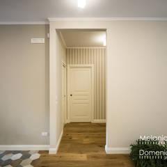 Corridor & hallway by melania de masi architetto