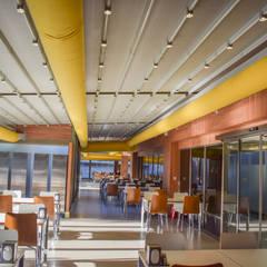 MY Ahşap ve Dekorasyon – ATV Restaurant:  tarz Kış Bahçesi