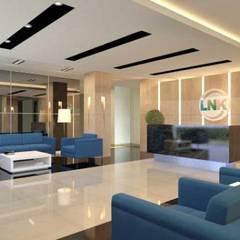 Design concept part 1: Gedung perkantoran oleh Kottagaris interior design consultant, Modern