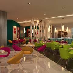 Design concept part 1: Hotels oleh Kottagaris interior design consultant,