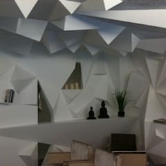 X'is - snack & coffee: Bares e clubes  por comSequência - Arquitectura & Design
