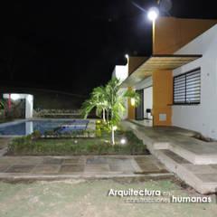 PISOS: Fincas de estilo  por DG ARQUITECTURA COLOMBIA
