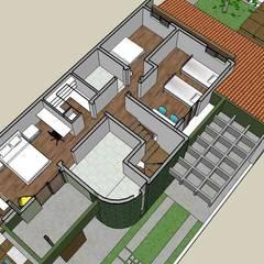 Phòng ngủ by Oca Bio Arquitetura e Design
