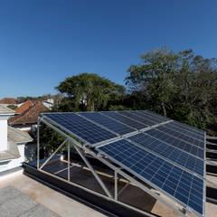 Flat roof by K+S arquitetos associados