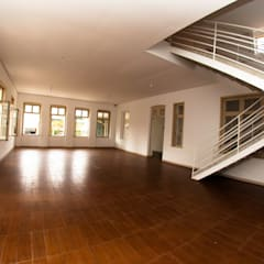 Reforma : Salas de estar  por Estudio Duo Arquitetura e Design