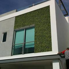 منازل التراس تنفيذ pb Arquitecto, حداثي