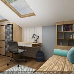 Boys Bedroom by Творческая мастерская Лузан Ирины