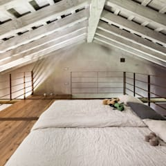 Bedroom by zanon architetti associati