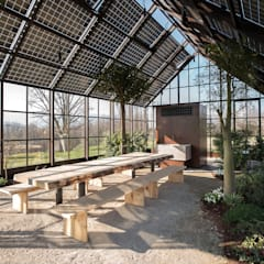Conservatory by zanon architetti associati, Country