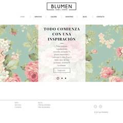 Blumen I Eventos y Bodas: Electrónica de estilo  de Phosmou Estudio, S.L.