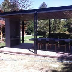 Terrace by [ER+] Arquitectura y Construcción