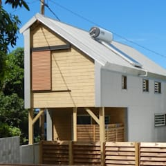 Passive house by FREE A'RCHI