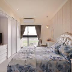 غرفة نوم تنفيذ 趙玲室內設計