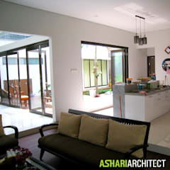 Kalibata House:  Unit dapur by Ashari Architect