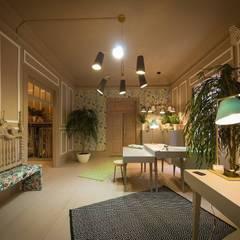 Atelier: Espaços comerciais  por Marta Gonzaga, Interior Design