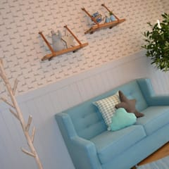 Baby room by Marta Gonzaga, Interior Design