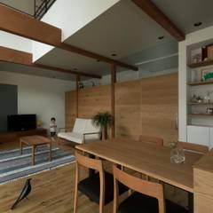 Ruang Makan by ALTS DESIGN OFFICE