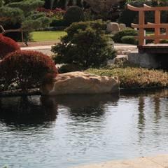 Japangarten bei Leipzig:  Zen garten von Jürgen Kirchner Wasser + Garten